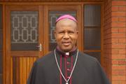 Bishop Joale John Tlhomola SCP