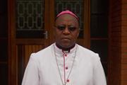 Bishop Joseph Mopeli Sephamola O.M.I